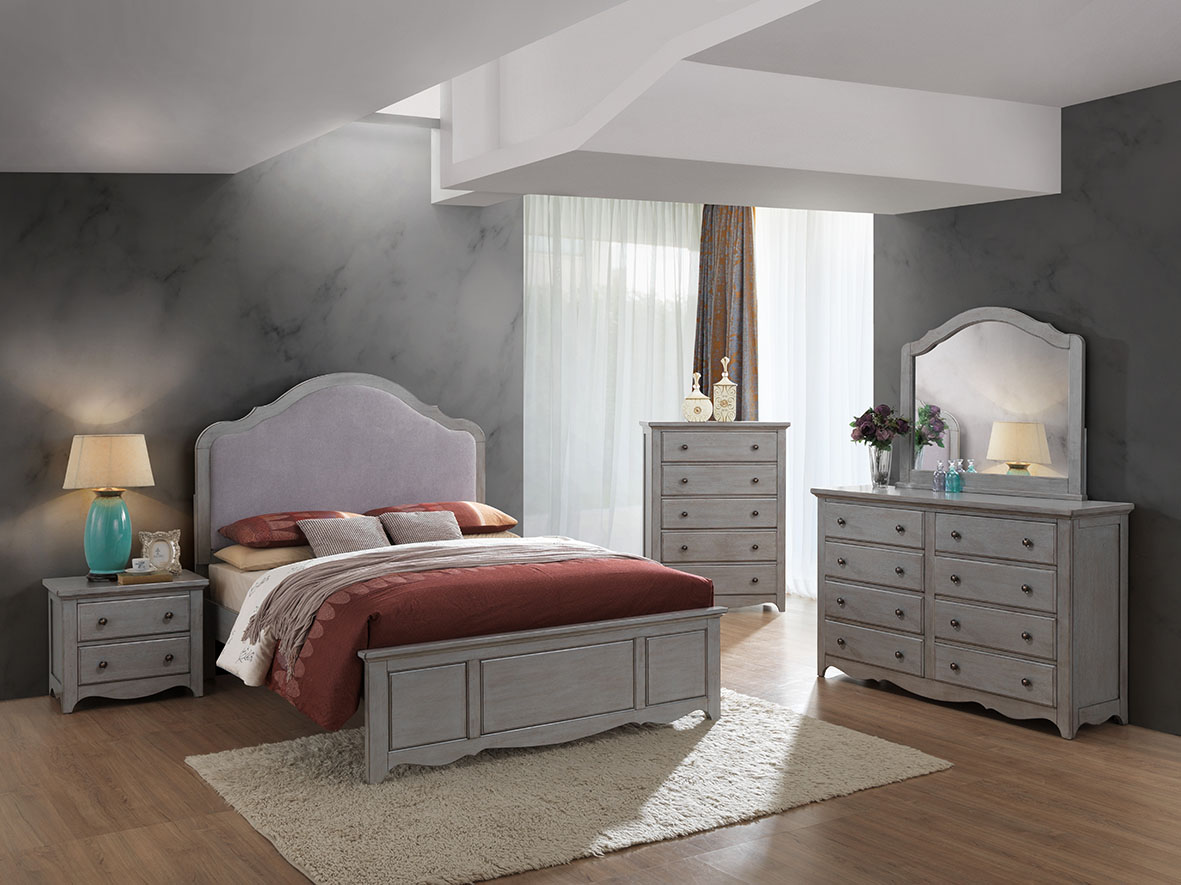 BE5701-QB BEDROOM SET